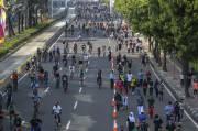 Dikhususkan untuk Pesepeda, Car Free Day Sudah Kehilangan Ruh