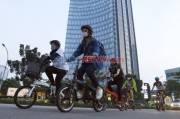 Bosan Beraktivitas di Rumah, Bersepeda Jadi Hobi Baru saat Pandemi