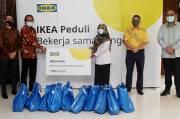 IKEA Berbagi Paket Bahan Makanan Pokok