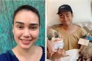 Cerita Feby Febiola dan Vidi Aldiano Berjuang Melawan Kanker