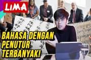 Kevin Hendrawan Bongkar 5 Bahasa yang Paling Digunakan di Dunia!