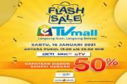 Hari Ini Flash Sale E-Tv Mall!!! Belanja Gak Ribet dan Diskon Sampai 50%