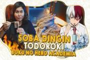 Begini Cara Memasak Soba Dingin ala Film Anime!