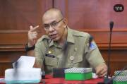 Didiagnosa Gangguan Fungsi Otak, Sekretaris Kota Jakut Meninggal Dunia