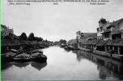 Jejak De Groote Rivier Batavia, Tempatnya Kaum Borjuis Jakarta di Masa Lalu