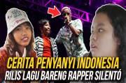 Penyanyi Indonesia Ini Rilis Lagu dengan Rapper Silent