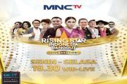 Live Audition Rising Star Indonesia Dangdut Digelar Megah