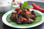 Resep Rendang Daging Sapi, Menu Legendaris yang Wajib Ada di Hari Lebaran