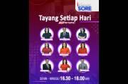 Mudik Lokal Dilarang, Warga Jakarta Tak Boleh ke Bodetabek saat Lebaran, Simak di iNews Sore Jumat Pukul 16.30 WIB