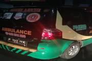 Bawa 7 Pemudik, Ambulans Tujuan Subang Diputar Balik di Cikarang