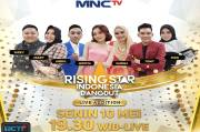 7 Act Akan Tampil Malam ini di Rising Star Indonesia, Ada Band Ungu Jadi Bintang Tamu