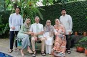 Raisa Bersyukur Bisa Kumpul Bersama Keluarga Saat Lebaran
