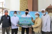 Pemkot Jakpus-Baznas Bazis Berikan Bantuan Renovasi Masjid di Kemayoran