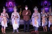 Trail Of Civilizations Candi Borobudur Dibuka, Sandiaga Uno Berharap Dapat Meningkatkan Kualitas Wisata hingga Membuka Lapangan Kerja