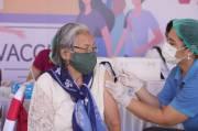 Peduli Masyarakat Disabilitas, MKF Suntikkan 2.000 Vaksin di Bali
