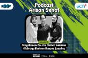 Podcast Arisan Sehat Eps. 15 Pengalaman Zee Zee Shihab Lakukan Olahraga Ekstrem Bungee Jumping
