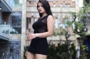 Nora Alexandra Dikritik Kerap Tampil Seksi di Instagram: Sini Nafkahi Gue