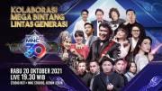 Hadirkan Kolaborasi Mega Bintang Lintas Generasi di Malam Puncak Kilau Raya MNCTV 30