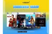 Weekend Seru dengan Tayangan Pilihan Vision+, Ada Film Superhero hingga Thriller