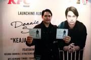 Obati Rasa Kangen Penggemar, Donnie Sibarani Hadirkan Debut Album Keajaiban Cinta