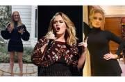 Adele Sukses Diet, tapi Masih Doyan Santap Makanan Cepat Saji