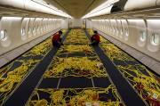 Dampak Pandemi, Pesawat Penumpang Airbus 330 Diubah Jadi Pesawat Kargo