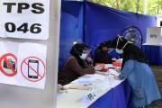 Akibat Pelanggaran Etik, Satu TPS Lakukan Pemungutan Suara Ulang Pilkada Surabaya