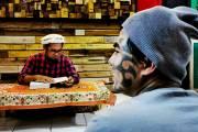 Tak Kenal Lelah, Anak Punk Belajar Alquran di Pondok Tasawauf Underground