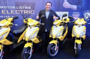 Bamsoet Perkenalkan Motor Listrik Seharga Rp 10 Jutaan