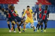 PSG Lolos ke Perempat Final Liga Champions Usai Singkirkan Barcelona