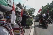 PKL Malioboro Peringati Hari Lahir Pancasila
