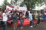 Bersama Pengamen Jalanan, Gerakan Cinta Pancasila Diluncurkan Saat Peringatan Hari Lahir Pancasila