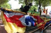 Peringatan Hari Lahir Pancasila di Kepulauan Seribu