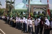 Vaksinasi Massal Bagi Peserta Didik dan Tenaga Pendidik di Tangerang