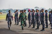 KSAL Pimpin Pelepasan Tenaga Kesehatan ke Papua untuk Percepat Program Vaksinasi