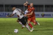 Madura United FC Bermain Imbang Lawan PSM Makassar