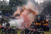 Begini Ketangguhan Tim Gerak Cepat Satpol PP Kabupaten Bogor