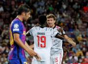 Dihajar Bayern Munchen 3-0, Barcelona Tumbang di Camp Nou
