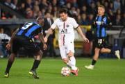 Messi dkk Melempem, PSG Ditahan Imbang Club Brugge