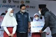 Anak Yatim Piatu dan Keluarga Korban Covid-19 di Jakarta Utara Terima Beasiswa