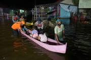 Danau Limboto Meluap, Ratusan Rumah di Kabupaten Gorontalo Terendam Banjir