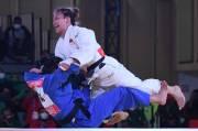 Judoka Maryam March Sumbang Medali Emas untuk DKI di Kelas Judo Putri 52 Kg