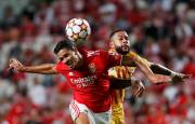 Benfica Bantai Tanpa Ampun Barcelona 3-0