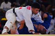 Judoka Bali I Gede Ganding Raih Emas 100 Kg Judo PON Papua