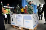 453.960 Dosis Vaksin Pfizer Tiba di Palembang