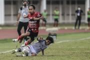 Bali United FC Bermain Imbang Lawan Persikabo 1973