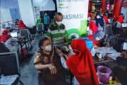 Percepatan Vaksinasi Covid-19 di Kota Makassar