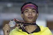 Lalu Mohammad Zohri Juarai Lari 200 Meter PON XX Papua 2021