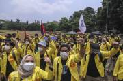 Mahasiswa Universitas Indonesia Gelar Aksi Tolak Statuta