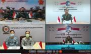 Rayakan 4 Dekade Hubungan Bilateral, Kasau dan CAF RSAF Tandatangani Deklarasi Bersama